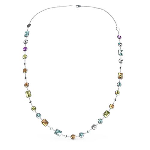 Aquafiore Necklace